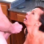 CATALINA CRUZ – Catalina Cruz face fucked with a hard cock while in a tight dress