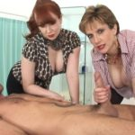 KATIE DAVIES & LADY SONIA – Trophy Wife Play Time