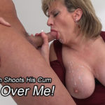 LADY SONIA – A Fan Shoots His Cum All Over Me