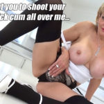 LADY SONIA – Shoot Your Cum All Over Me