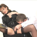 LADY SONIA – The Young Voyeur