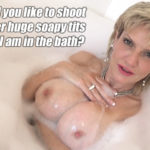 LADY SONIA – Wank Instruction In The Bath