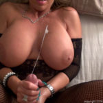 WIFEYS WORLD – Wifeys Gets Her Huge Tits Covered With Jizz