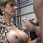 LADY SONIA – The Warehouse Blow Job