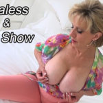 LADY SONIA – Braless And On Show