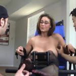 EVA NOTTY – Toe And Boob Tickling Part 3 Clip #3