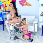 GIA PAIGE & PENELOPE REED – Naughty Teamwork With Gia Paige And Penelope Reed