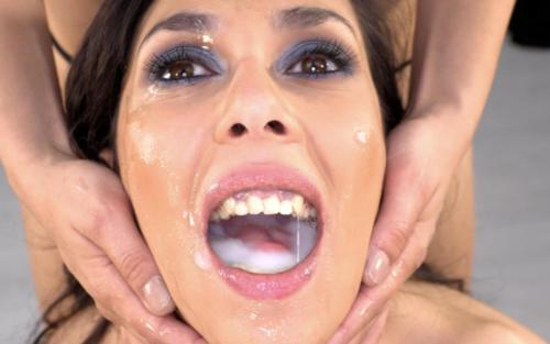 Ashely Ocean #2 - swallowing 39 big loads