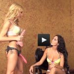 AMY BROOKE & AVA ADDAMS – Amy Gets Dirty With Ava Clip #1