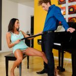 ARIELLA FERRERA – Ariella Ferrera fucking in the piano