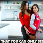 ARIELLA FERRERA & CHLOE AMOUR – Tasty Treat