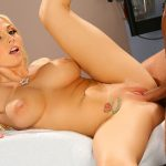 CHRISTIE STEVENS – Ditching A Date For Doctor Dick