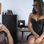 JOSLYN JAMES & CHARITY BANGS – She Gets Around Clip #1