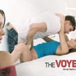 ANITA BERLUSCONI & NIA BLACK – The Voyeur