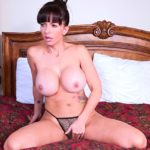 CATALINA CRUZ – Catalina Cruz dumps water on her big breasts and rubs her body