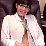 CATALINA CRUZ – Catalina Naughty Secretary Masturbating Live On Cam