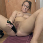 BROOKE BLISS – Brooke Bliss masturbates after a glass of wine