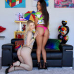LILLY HALL & LILY RADER – TAG TEAM DREAM WITH LILLY AND LILY