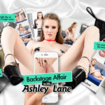 ASHLEY LANE – In this mini show series we will peep behind the scenes to see what happens when the camera stops to roll. In this episode you will have fun with the sexy and always naughty Ashley Lane who will show you that no script is needed to do an amazing performance in front and behind the camera. Join her today and see if you can keep up with her