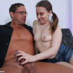 BROOKE BLISS – Persuade My Step Dad