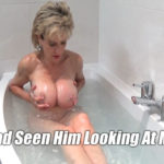 LADY SONIA – My Friends Son Walks In And Finds Me In The Bath