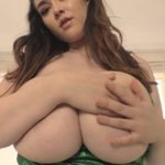 BELLA BREWER – Hey all! Gotta new video this weekend... stripteasing out of my green sparkle thing! :) xoxoxo -- Bella