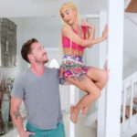 KENZIE REEVES – Tiny blonde's first monster cock