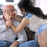 MIRA CUCKOLD – Mira and Bruno met at Ibiza, when she fell in love with this big old man. He was bold, brutal and absolutely sexy. Every time when they were together she could think about rough sex only. She was on the seventh heaven when her older gentleman fucked her pussy her tight asshole hard. Mira could jump on his dick all day long and it was always hard and ready to penetrate her pussy. And the most of all she liked to swallow his dick deep inside her throat until warm jizz filled her mouth...