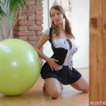 LUCY WILDE – Jumping Ball 2