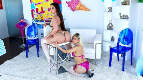Naughty Teamwork With Gia Paige And Penelope Reed