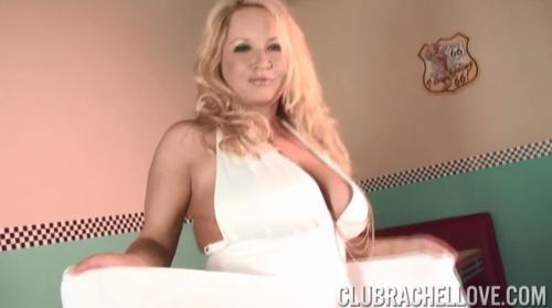 Rachel Love At The 50's Diner Clip#1