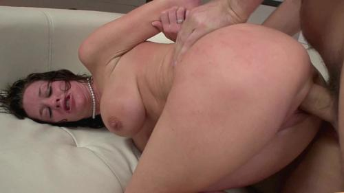 Veronica Avluv: Classy MILF Gets Fucked Like a Whore